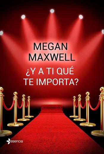 Nuevas portadas libros de Megan Maxwell
