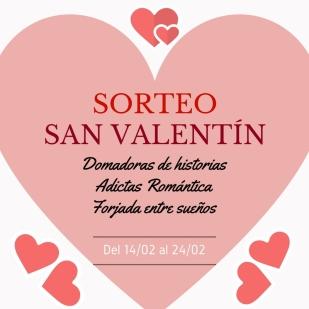 Sorteo conjunto San Valentín