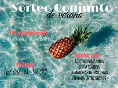 SORTEO Conjunto de Verano